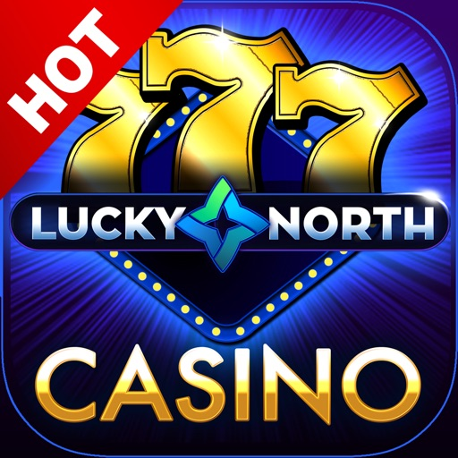 Lucky North Casino Vegas Slots iOS App