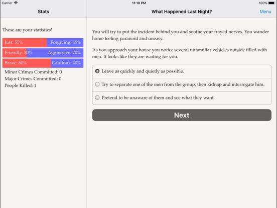 texts from last night app