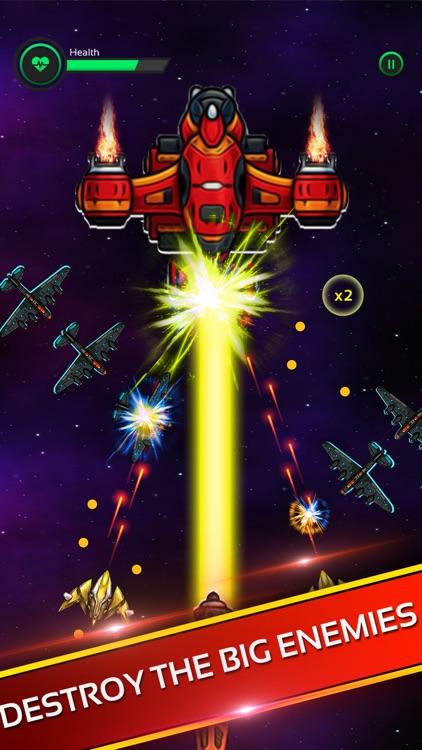 Alien Attack Galaxy Shooter