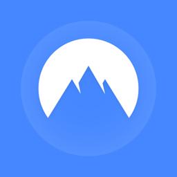 Ícone do app VPN rápida e ilimitada NordVPN