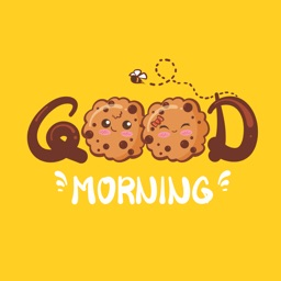 Good Morning Stickers!
