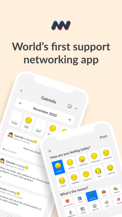 Moodwave - Support Network wiki review and how to guide