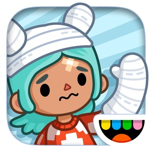 Toca Life: Hospital overview, reviews and download