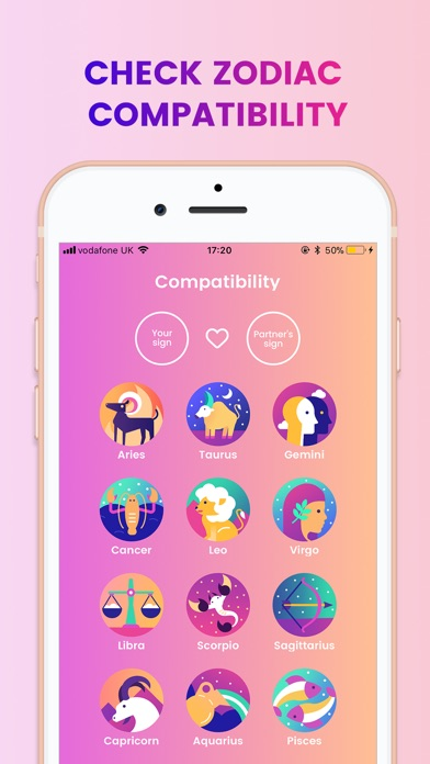 Daily Horoscope App 2019 Screenshot