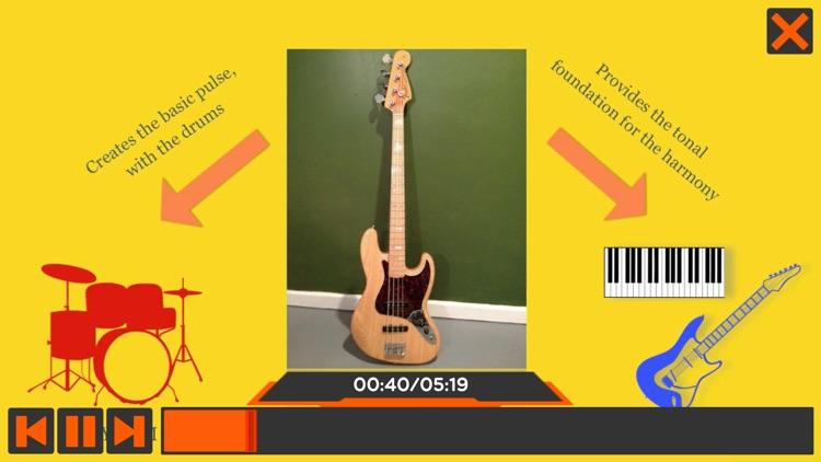 Bass Lines in Music Theory 105 screenshot-3