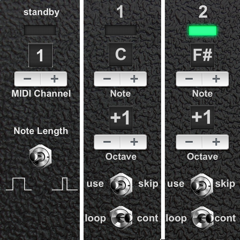 Step Sequencer