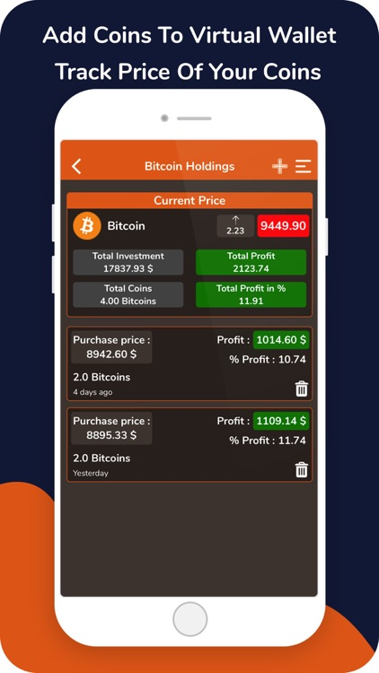 Cryptocurrency - CoinTracking screenshot-4