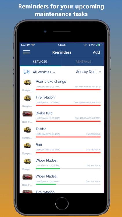 Simply Fleet: Fleet Management