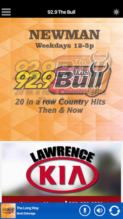 92.9 The Bull screenshot-3