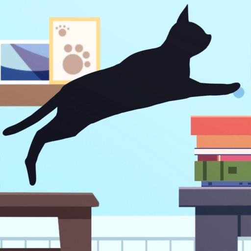 Jumping Cat icon