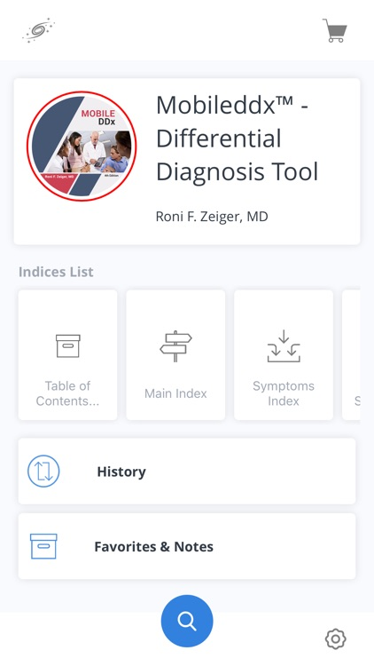 MobileDDx™ Pocket DDx Tool
