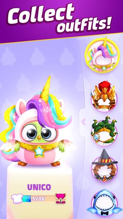 Angry Birds Match 3 screenshot-0