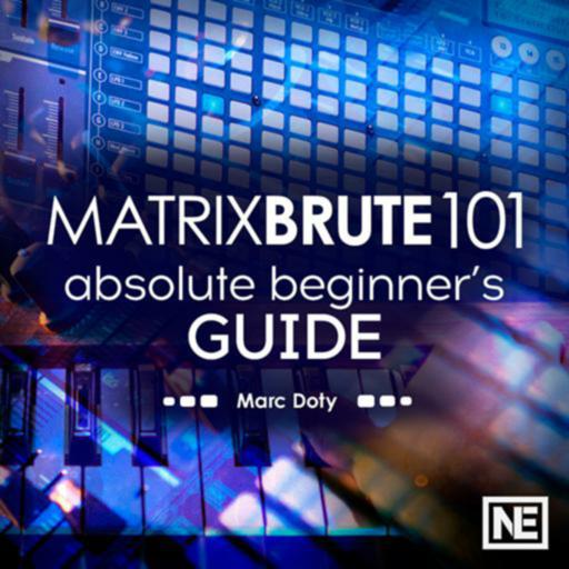 Beginner Course MatrixBrute