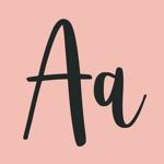 Fonts Art - Police Ecriture pour pc