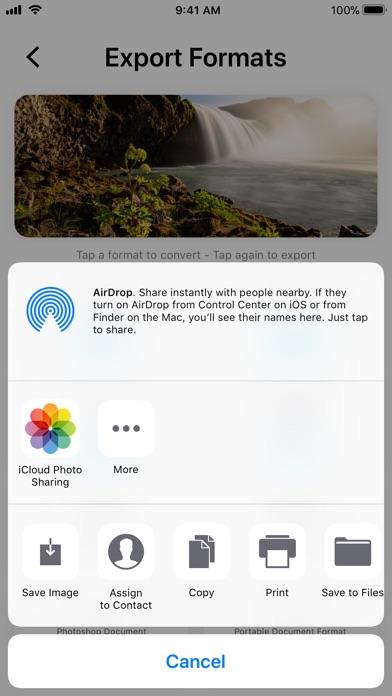 Image Converter + Screenshots