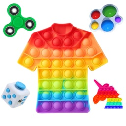 Stress Relief | Fidget Toys 3d