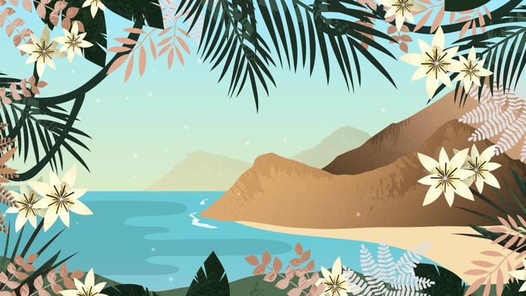 Sonus Island: Relaxing Sounds screenshot-1