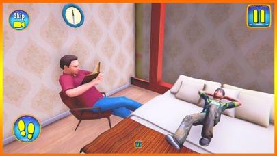 Happy Virtual Family Simulator screenshot 5