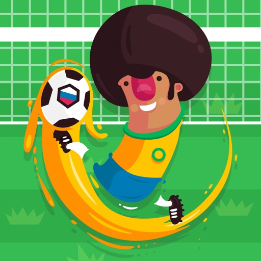 Soccer Hit - International Cup icon