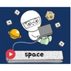 Animated Developer's Day Emoji