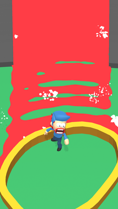 stop the flow! - rescue puzzle screenshot 4