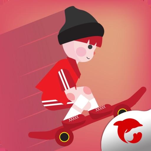 Skater - Let's Skate icon