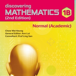 Discovering Maths 1B (NA)