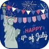 4th of July Photo Frames HD