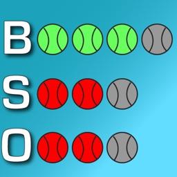 Ball Strike Clicker Baseball