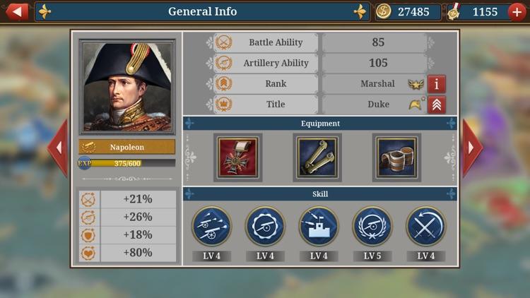 European War 6: 1804 screenshot-6
