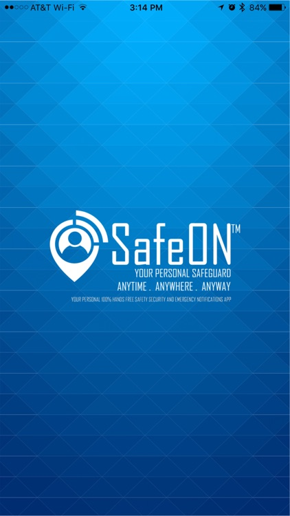 SafeON - Safety and Security