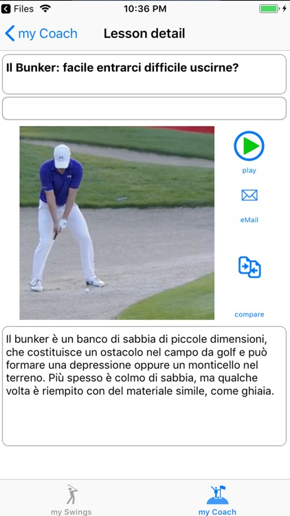 GolfOK screenshot-5