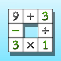 Math the Cross Math Puzzle