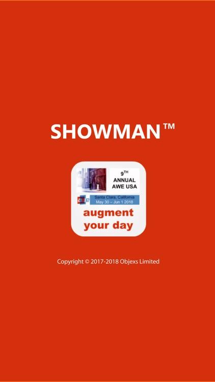 AWE 2018 Showman AR screenshot-4