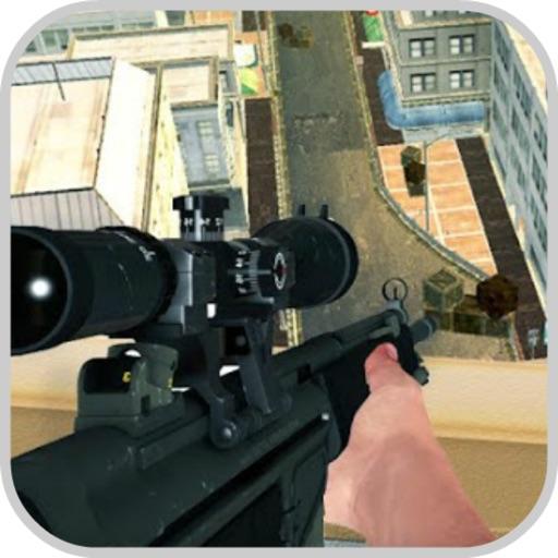 Modern Sniper: City Terrorist icon