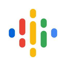 Ícone do app Google Podcasts