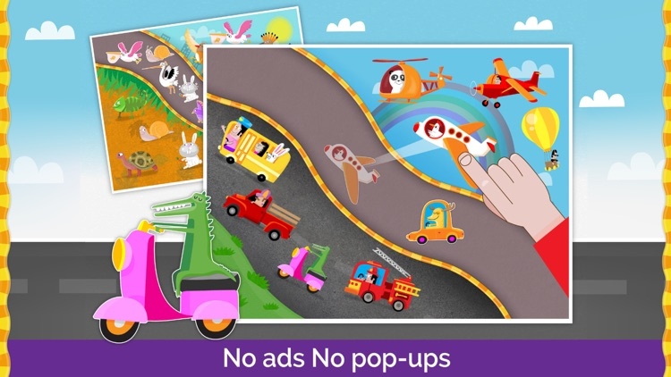 Preschool learning games full screenshot-3