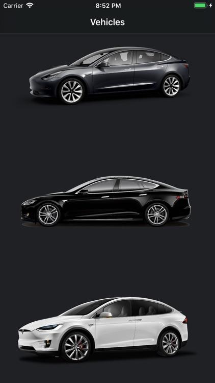 Commands for Tesla