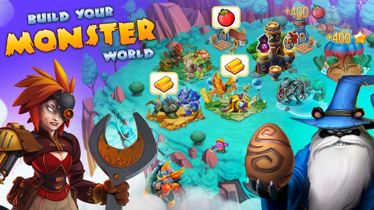 Monster Legends screenshot-4