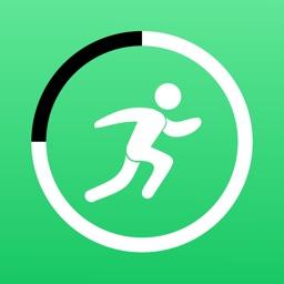 Course à pied Marche Goals GPS