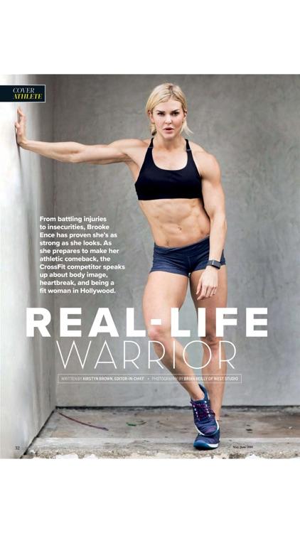 Strong Fitness Magazine screenshot-3