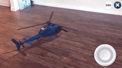 Helicopter Pilot AR Screenshot 3