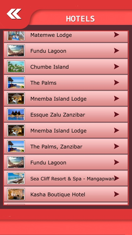 Zanzibar Island Tourism Guide screenshot-4