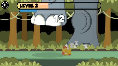 Rhino Smash the birdie escape screenshot four