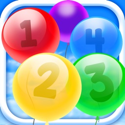 Count Balloons by Numbers 123