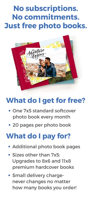 Freeprints Photobooks Ie On The App Store