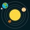 太陽系 - iPadアプリ