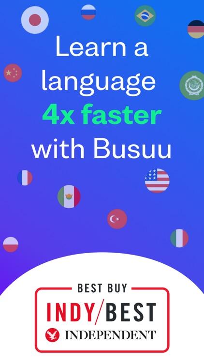 Busuu: Language Learning screenshot-0