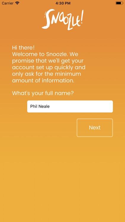 Snoozle The Social Alarm Clock