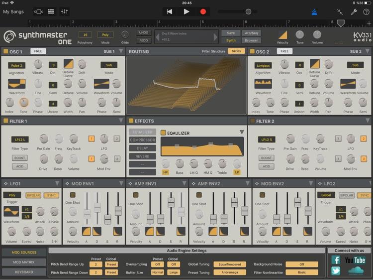 SynthMaster One screenshot-3